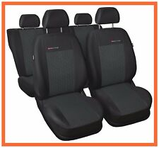 Tailored seat covers for Smart ForFour 2004 - 2006  full set  (P1)