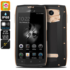 Blackview 7000 Pro Android Phone 4G GORILLA GLASS 3 OctaCore CPU 4GB RAM GLONASS