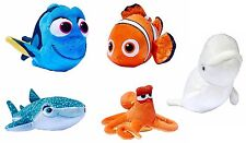 Disney Pixar FINDING DORY Toy Plush Complete Set Of 5