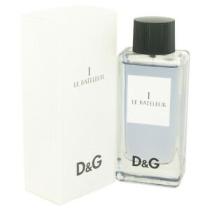 Le Bateleur 1 Men's Cologne By Dolce & Gabbana 3.4oz/100ml Eau De Toilette Spray