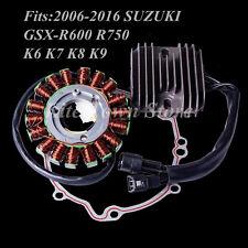 New stator regulator rectifier gasket for 06-16 SUZUKI GSX-R600 R750 K6 K7 K8 K9