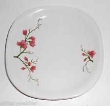 "Syracuse China Pottery Fred Harvey Berkeley Blossoms 6"" Plate! MINT"
