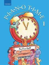 Piano Time 1, Paperback by Hall, Pauline, Brand New, Free shipping in the US