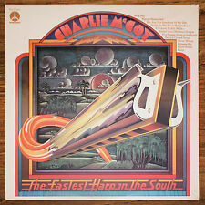 The Fastest Harp In The South [LP] Charlie McCoy Sealed