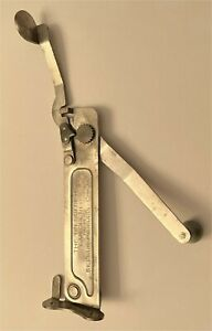 1930s The Tin Soldier Can Opener Wall Mount or Bar Mount