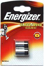 2 Pack Energizer A544, 476A, 4LR44, 28A, L1325, PX28A, V28PX 6V Battery