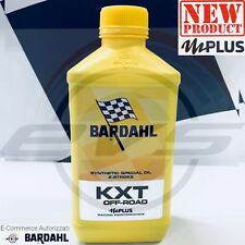 BARDAHL KXT OFF ROAD mPlus Olio Miscela Sint Racing Moto Cross Trial 2T Sae 50