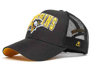 "Pittsburgh Penguins ""Home Team"" NHL trucker hat cap"