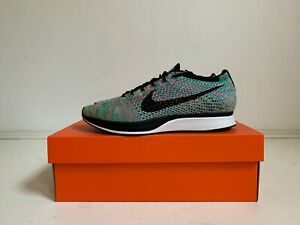 Nike Flyknit Racer 2.0 Multi - Size: US 8 UK 7 - VERY RARE COLLECTORS EDITION
