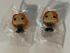 Fred and George Weasley Yule Ball 2 Funko Pocket POPs Harry Potter Advent 2019