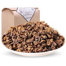 Chinese Yunnan Pure Organic Dianhong Loose Black Tea In Kung Red Biluo Tea 500g