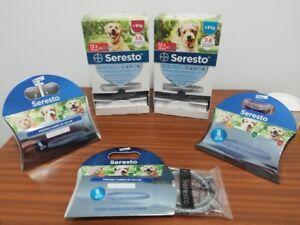 Collar Bayer Antiparasitario/Antipulgas para perros. 8 meses de protección.