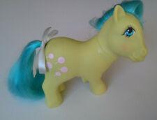 G1 My Little Pony Earth Pony TOOTSIE Vintage MLP 1980's Haircut.