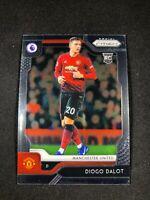 2019-20 Panini Prizm Premier League Soccer Diogo Dalot Manchester United #55 RC