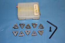 10 x Vargus Gewindeplatten Wendeplatten 3EL 14W K20 3/8 IC EX LH 14/1 W