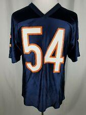 Men's Chicago Bears NFL Team Apparel BRIAN URLACHER Football Jersey Size Medium