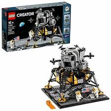 LEGO 10266 Creator Expert NASA Apollo 11 Lunar Lander Space Exploration Toy Set