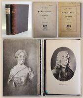 Brevern Zur Geschichte der Familie von Brevern 1878/85 Adel Ahnenforschung xz