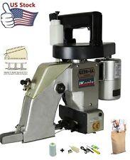 Industrial Portable Bag Closer Sack Closing Stitching Sewing Machine w/ 1 Spool