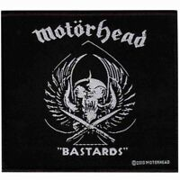 Motorhead Bastards Patch Official New