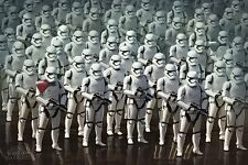 Star Wars Episode 7 (VII) Stormtrooper army-pp33661-POSTER-NEUF