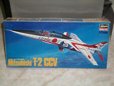 Hasegawa 1/72 Scale Mitsubishi T-2 CCV, JASDF CCV Testbed