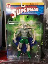 Raro DC directo del fin del mundo-Figura De Acción Superman animado universo Comics