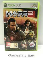 MASS EFFECT 2 - XBOX 360 - USATO PERFETTAMENTE FUNZIONANTE PAL