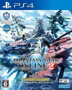 Used PS4 Phantasy Star Online 2 Episode 4 Deluxe Edition PlayStation 4 PSO2 激安