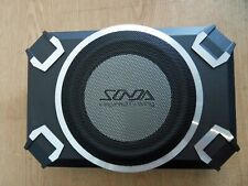 New in box  SONDA SL1008  80w RMS 360w Max Under Seat Active Subwoofer
