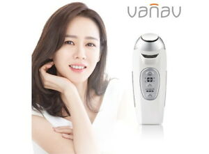 VANAV UP5 Home Care Facial Massager Device Galvanic 220V White [OFFICIAL]
