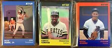 1989 Star Company WATERLOO (CO-OP) Minor League Complete Team Set  F6105215