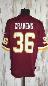 Su'a Cravens #36 Washington Redskins NFL Nike Jersey Football Sz M