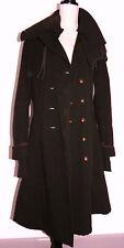 Superbe Manteau Marithé François Girbaud tbé 42/ Coat , mantel , capotto
