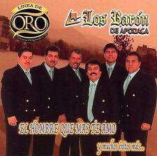 Baron De Apodaca : Hombre Que Mas Te Amo Y Muchos Exitos Ma CD