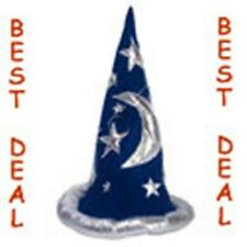 NEW Wizard Sorcerer Harry Potter Costume Magician Hat