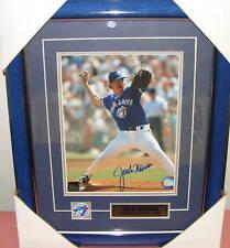 Toronto Blue Jays Jack Morris Autograph 8x10 Framed MLB