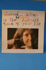 "LP Record ~ DAEVID ALLEN Gong ""Now is the Happiest Time of Your Life"" ~ Album"