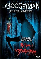 The Boogeyman/The Return of the Boogeyman (DVD, 2005) Kelly Galindo