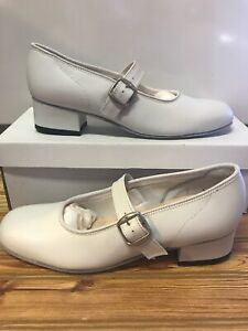 Majestic Size 8.5 M Womens Square Dance Shoes White