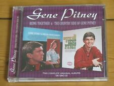 Being Together & The Country Side of GENE PITNEY (2 albums on 1 CD)