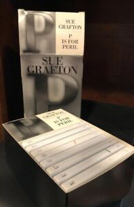 P IS FOR PERIL Unabridged A Kinsey Milhone Mystery Sue Grafton 8 Cassette 12 Hrs