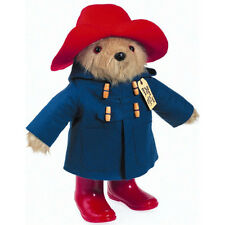 "Large 46cm 18"" Traditional Paddington Bear by Rainbow Designs"