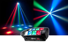 American DJ ADJ ON-X RGBW Dual LED Sweeper Beam DMX Effect Light Moving Heads