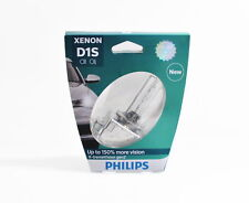 1 Lampada Lampadina Luce PHILIPS XENON D1S X-TREME VISION 85V35W +150%