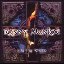 Munroe, Ronny - The Fire Within METAL CHURCH CD NEU OVP
