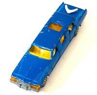 Majorette No 339 Limousine 1:58 Toy Car Vintage Diecast H613