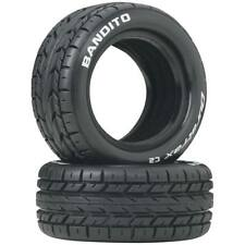 NEW Duratrax Bandito 1/10 Buggy Tire Front 4WD C2 (2) DTXC3972