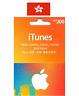 1pc x Apple Hong Kong iTunes Gift Card $HK200 (FOR HONG KONG ACCOUNTS ONLY!!)