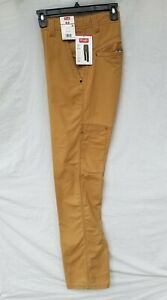 New Men's Wrangler Rugged Utility Pants NW846BE Brown